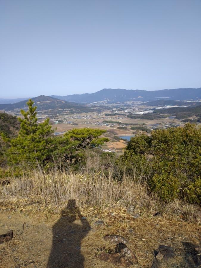 本宮山と吉祥山
